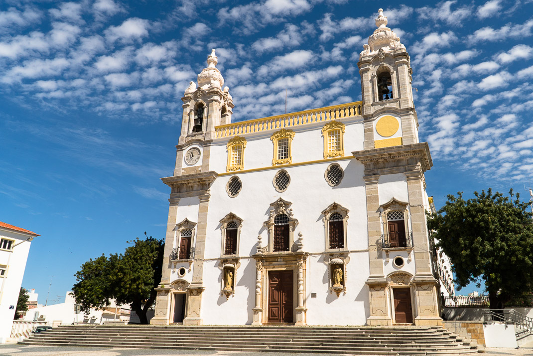 Old Mission in Faro