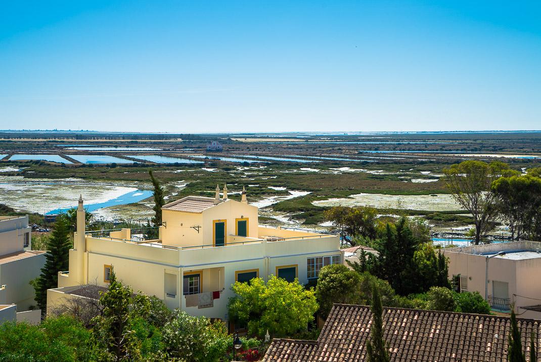 Faro Rio Formosa view