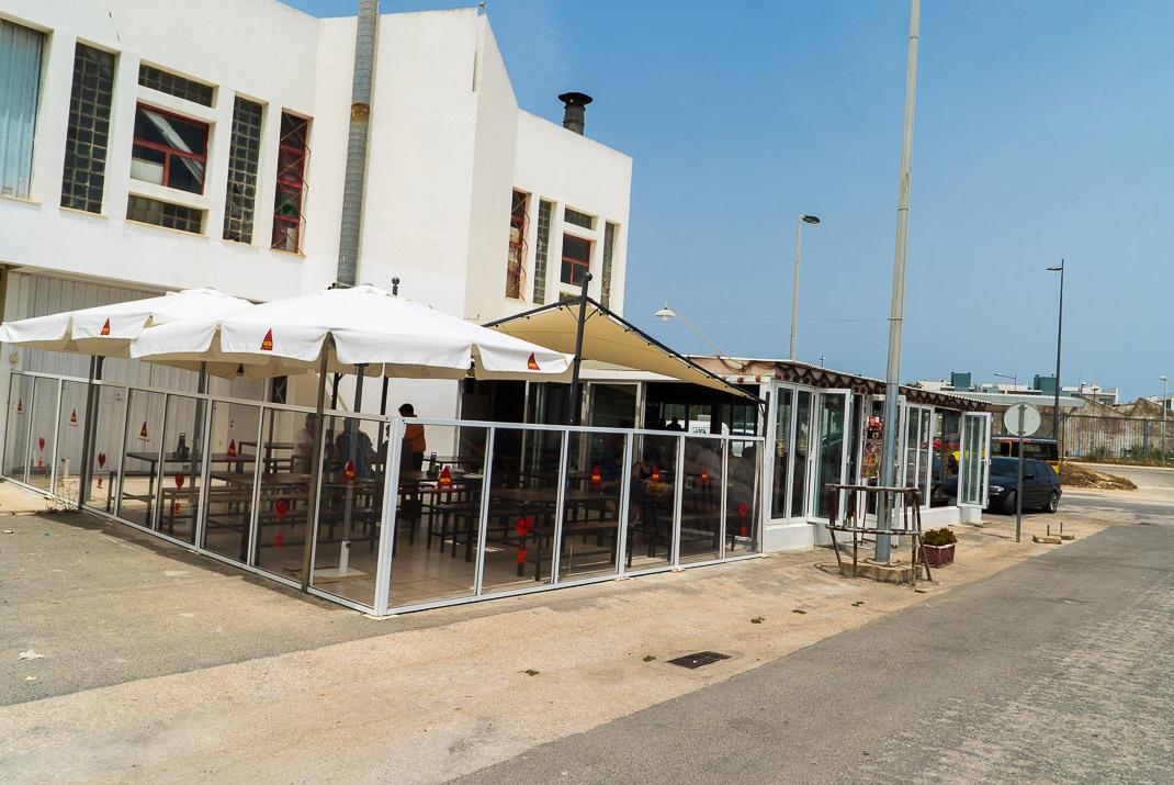 Exterior Bar da Lota