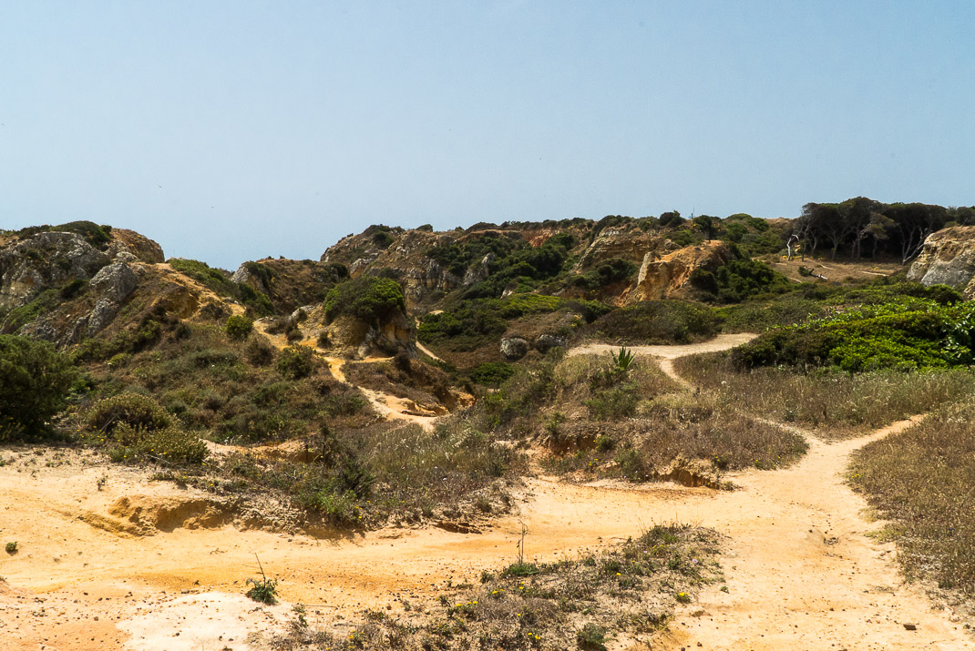 Lagos Coastal Winding Paths