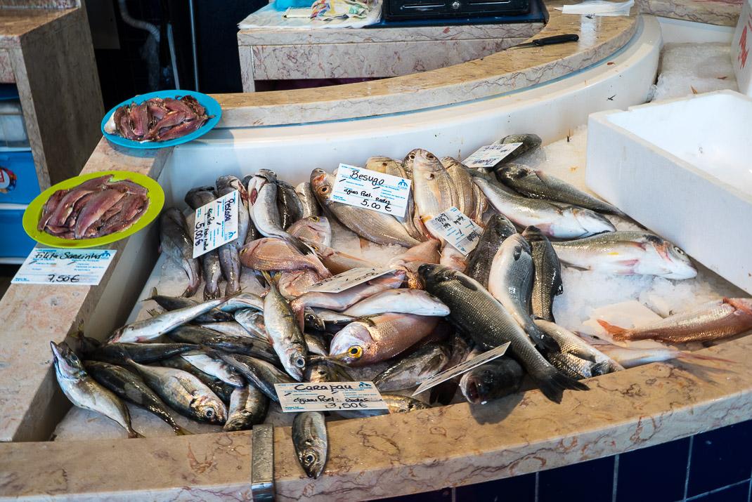 Lagos Fish Market