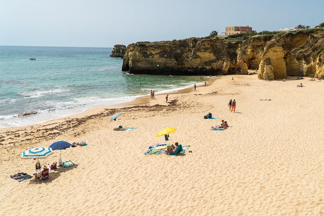 Praia Batata Beach Wide