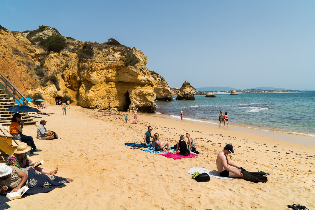 Lagos Beaches Praia Camilo