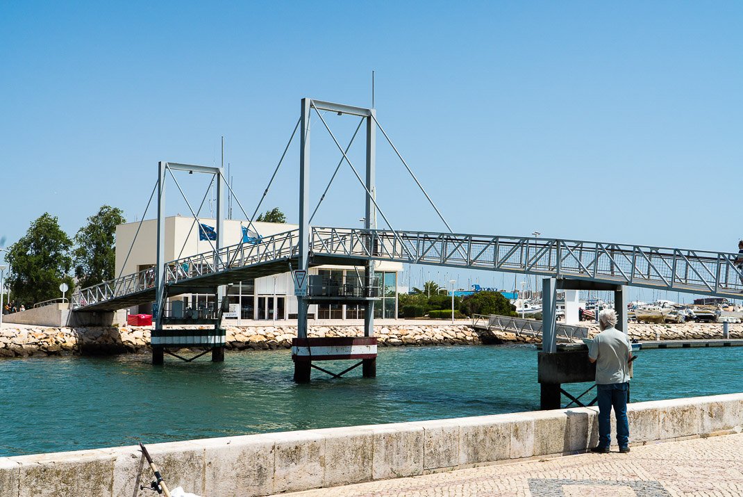 Lagos Waterfront Foot Bridge