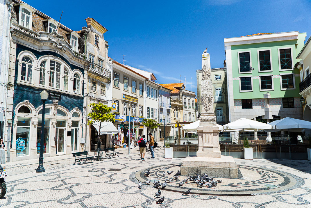 Aveiro Public Square