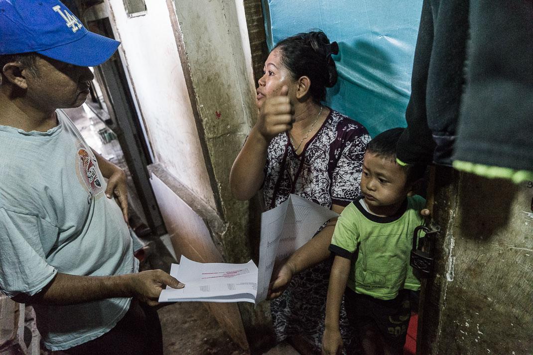 Jakarta Kampung Supplies Audit