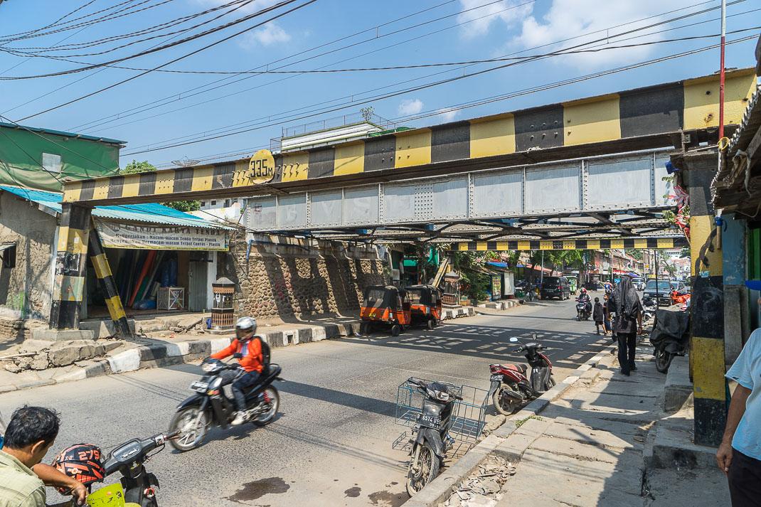 Hidden Jakarta Kampung Street