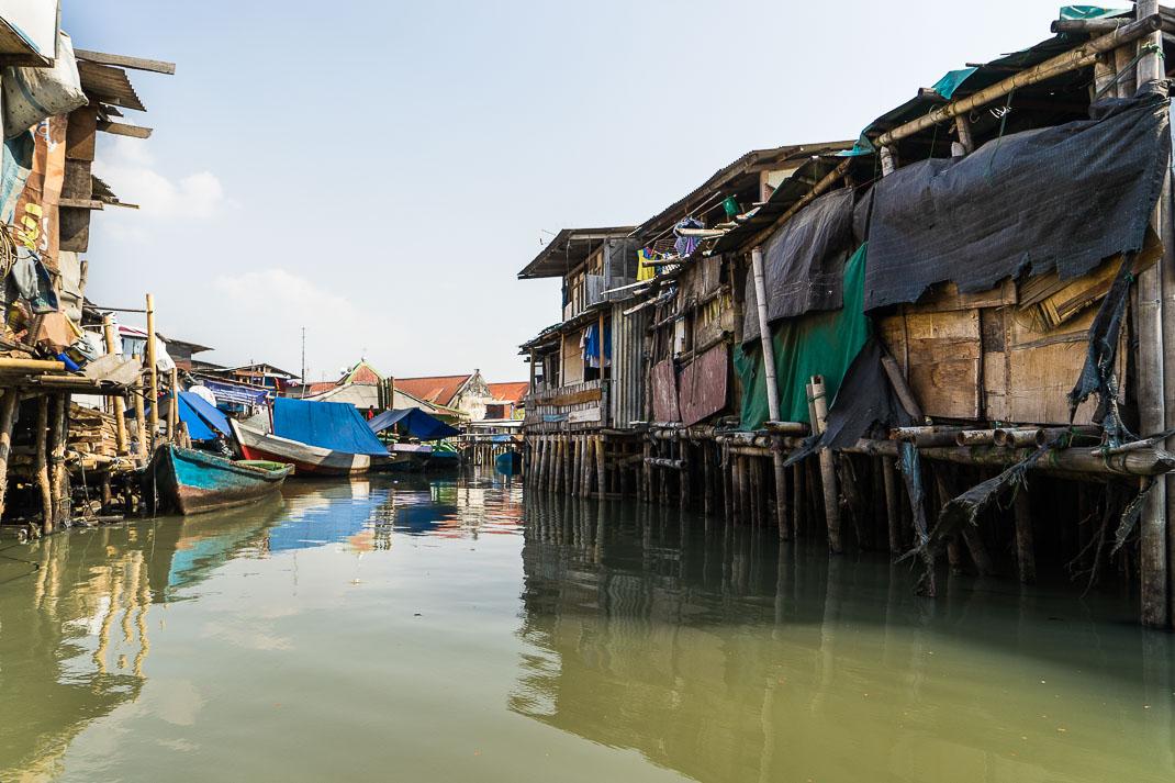 Hidden Jakarta Overwater Kampung