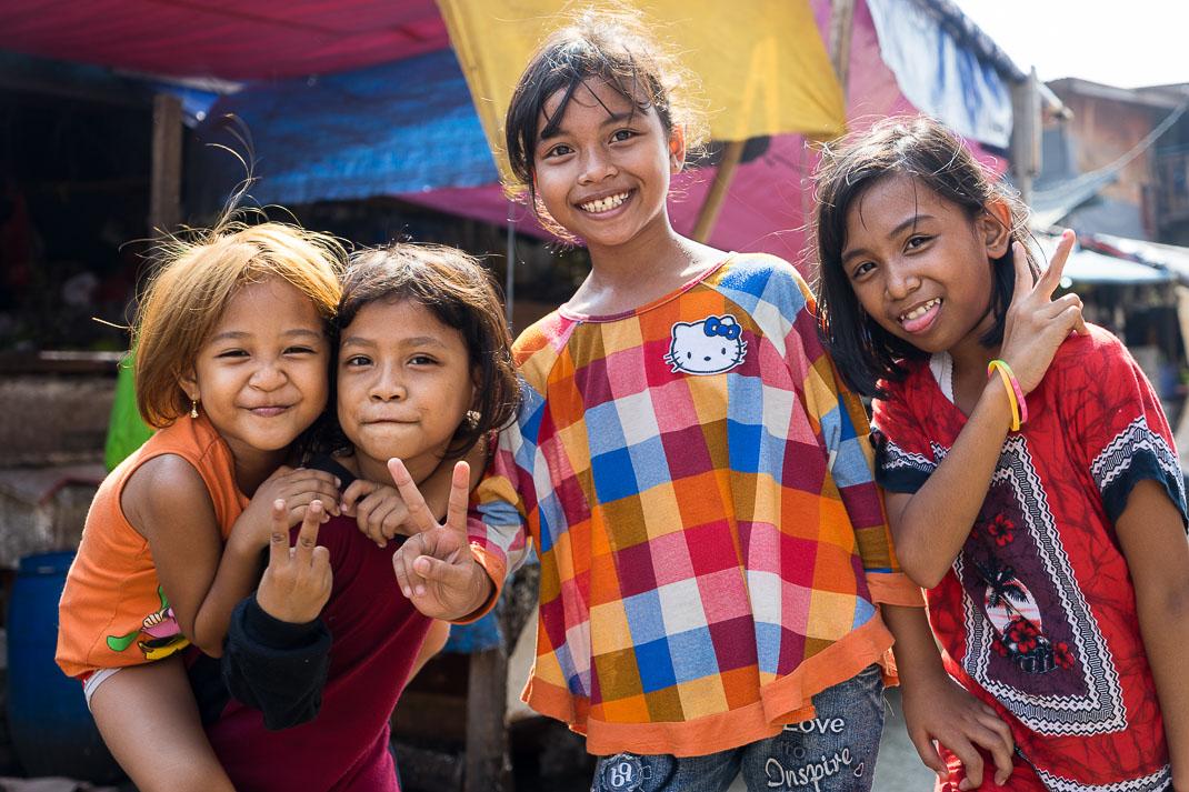 Hidden Jakarta Overwater Kampung Kids
