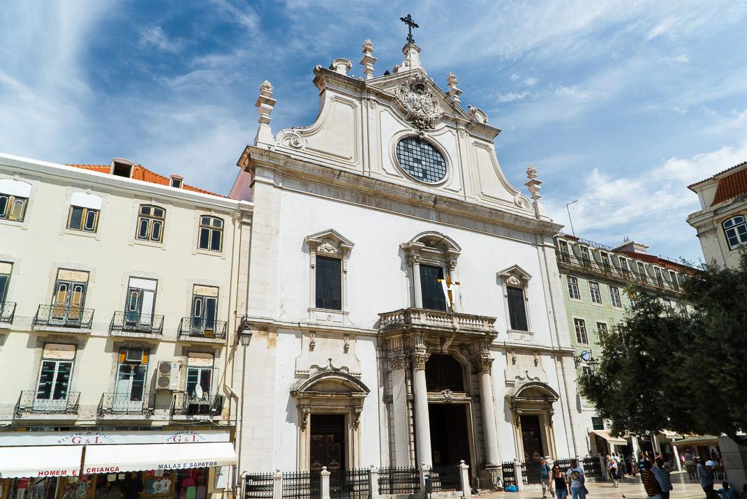 Lisbon Baxia Sao Domingos