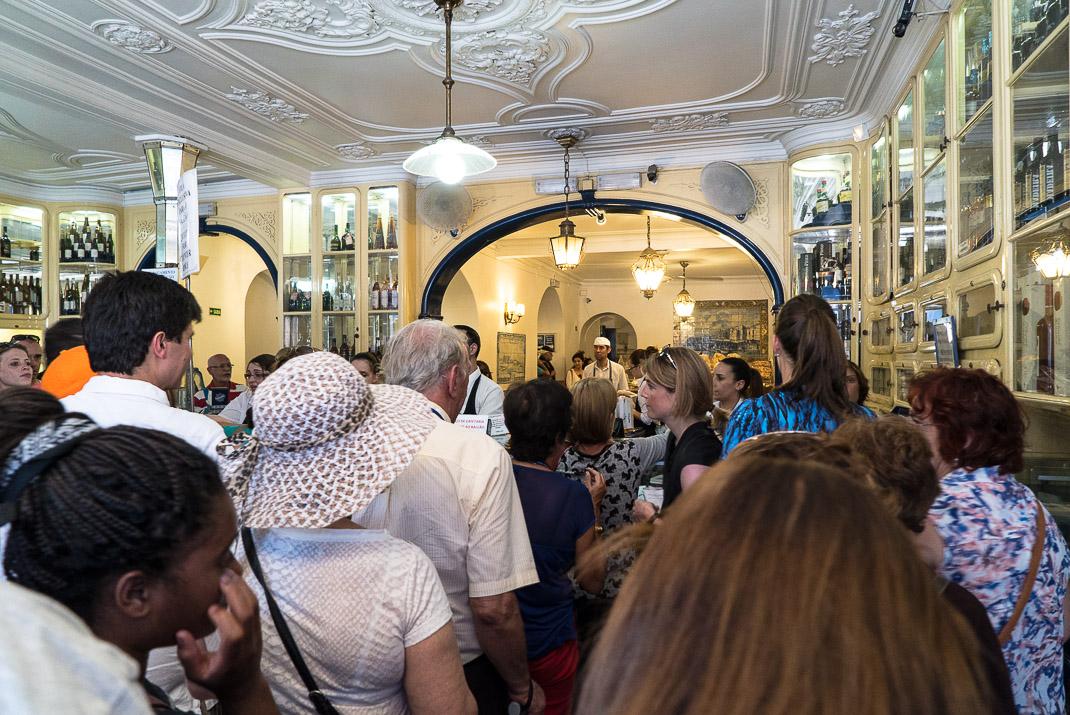 Lisbon Pasteis de Belem Interior