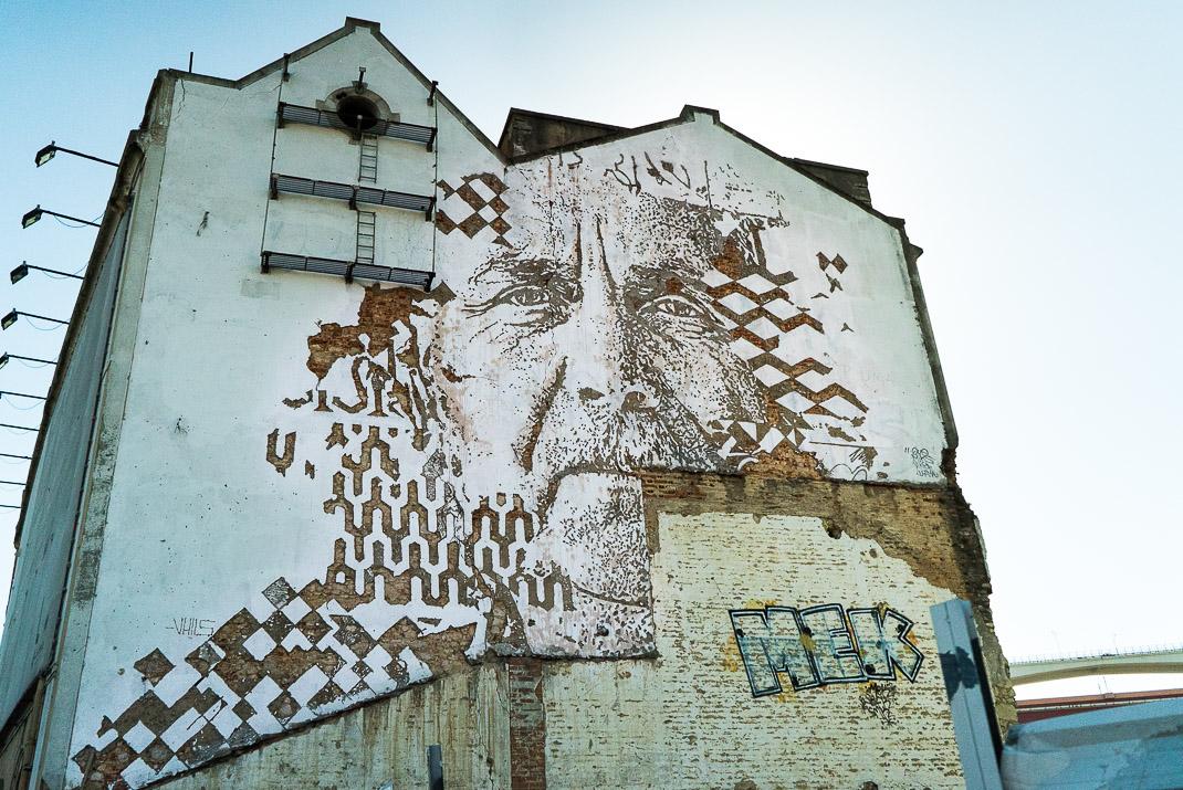 Lisbon Whole Building Art