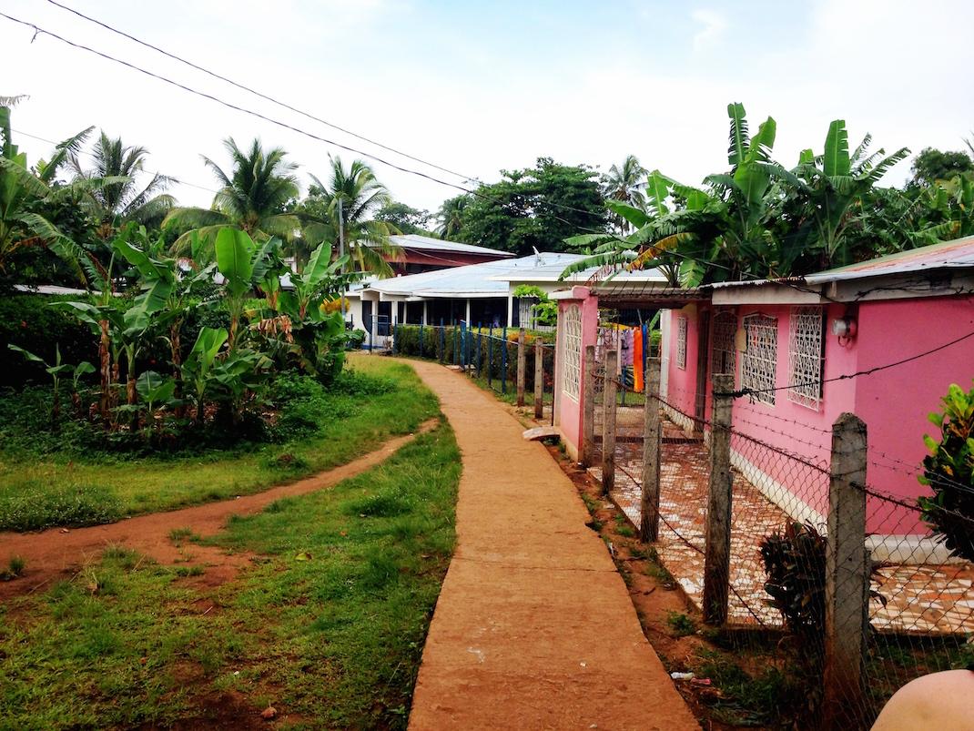 Little Corn Neighborhood Houses
