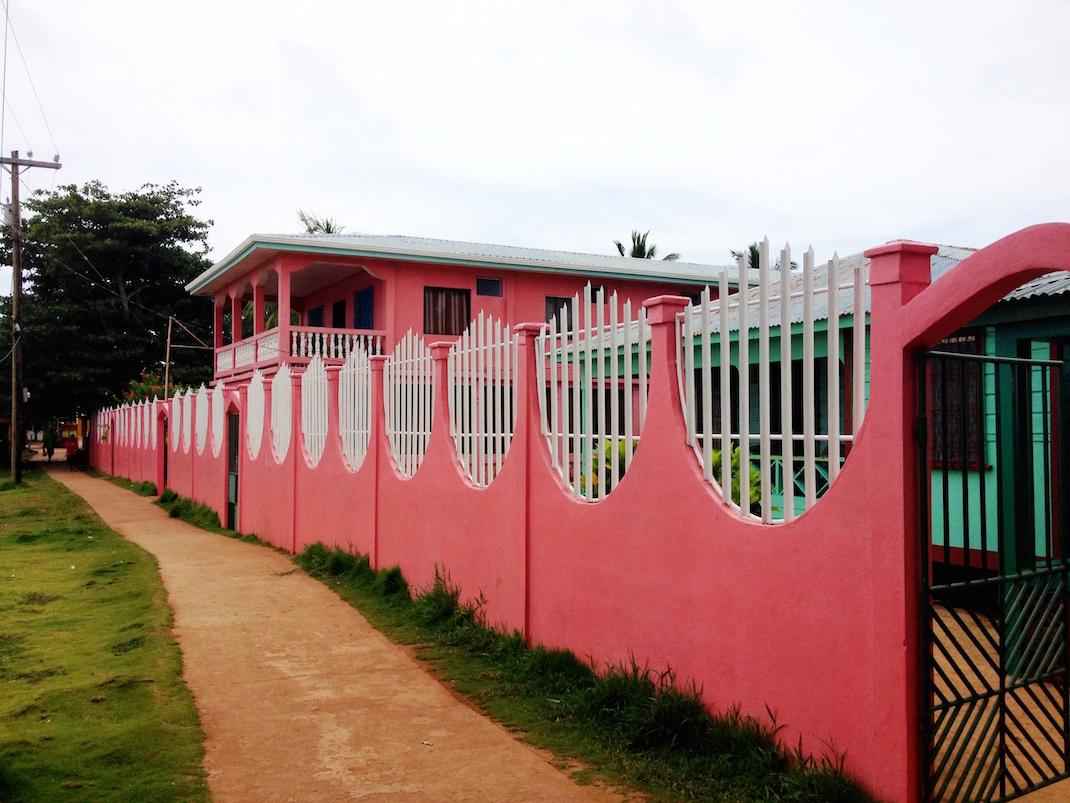 Little Corn Pink Hotel