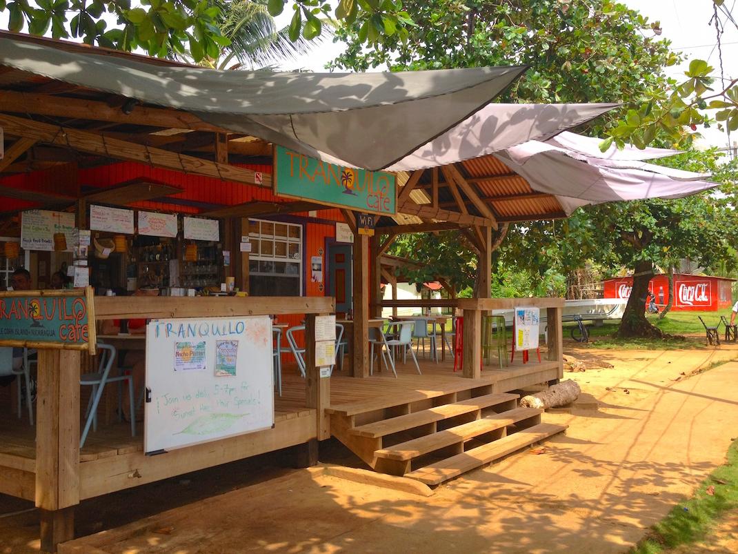 Little Corn Tranquilo Cafe