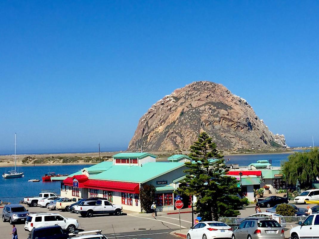 Morro Bay Volcanic Rock