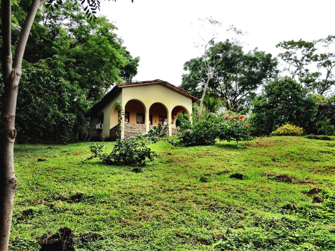 Ometepe La Omaja Cabana Exterior