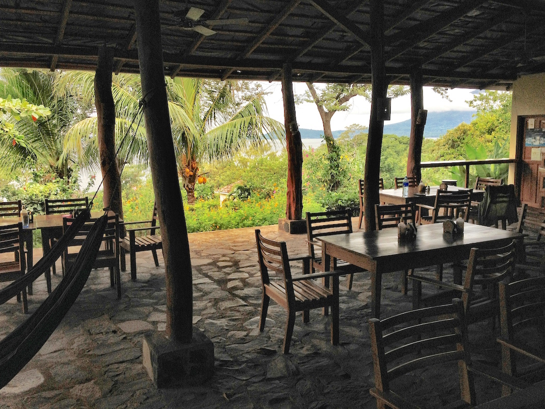 Ometepe View La Omaja Restaurant