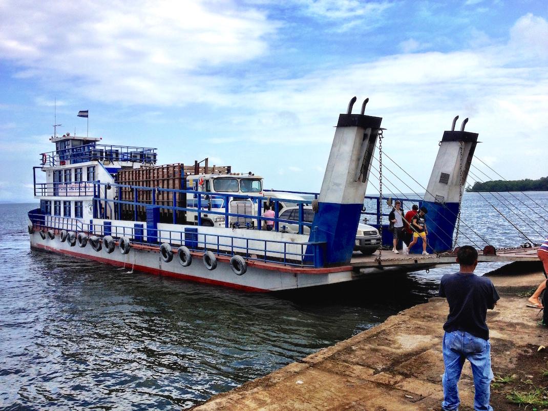 Ometepe Return Ferry