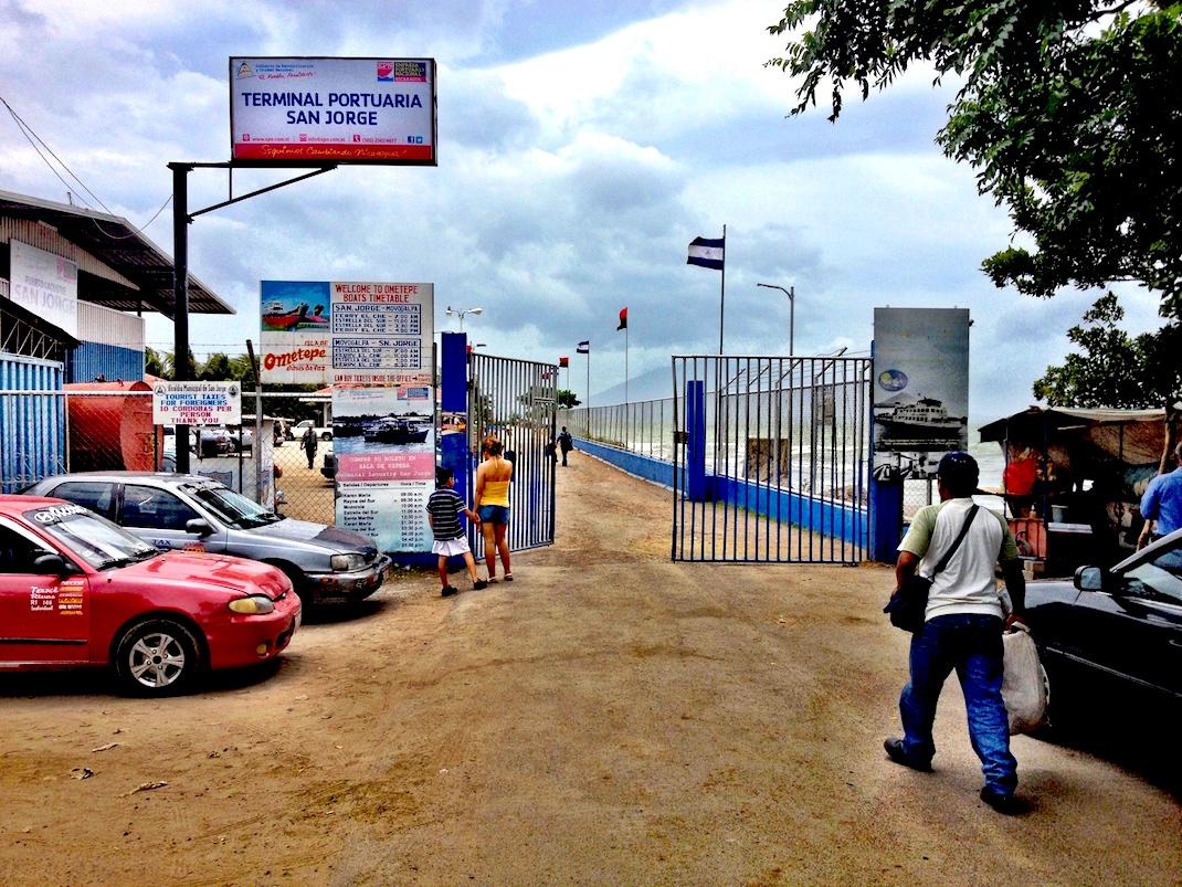 Ometepe San Jorge Port