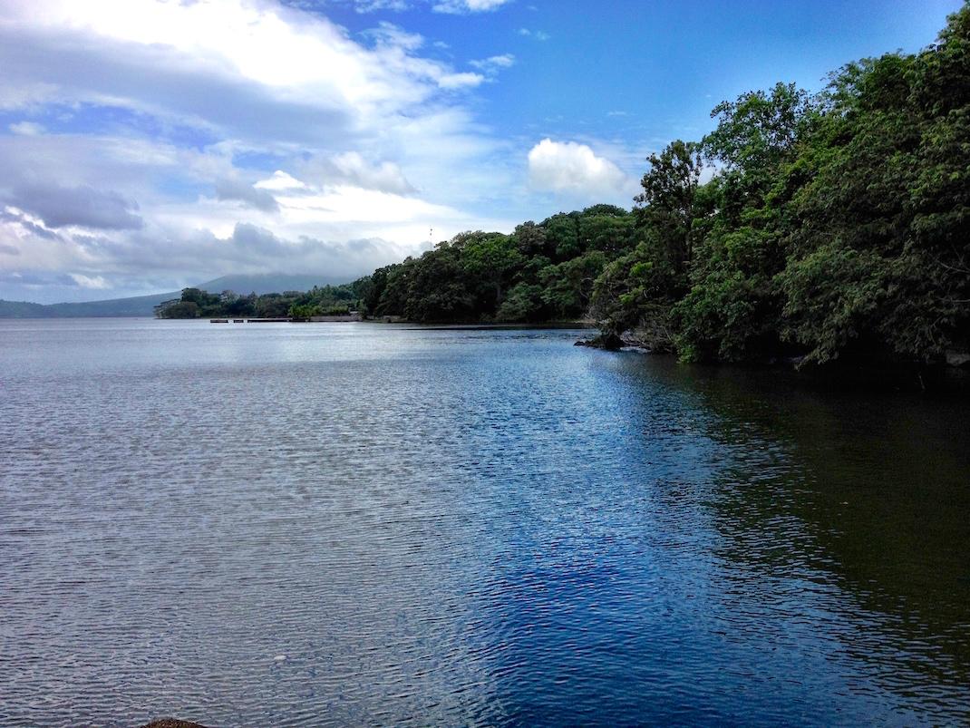 Ometepe Lake Nicaragua View