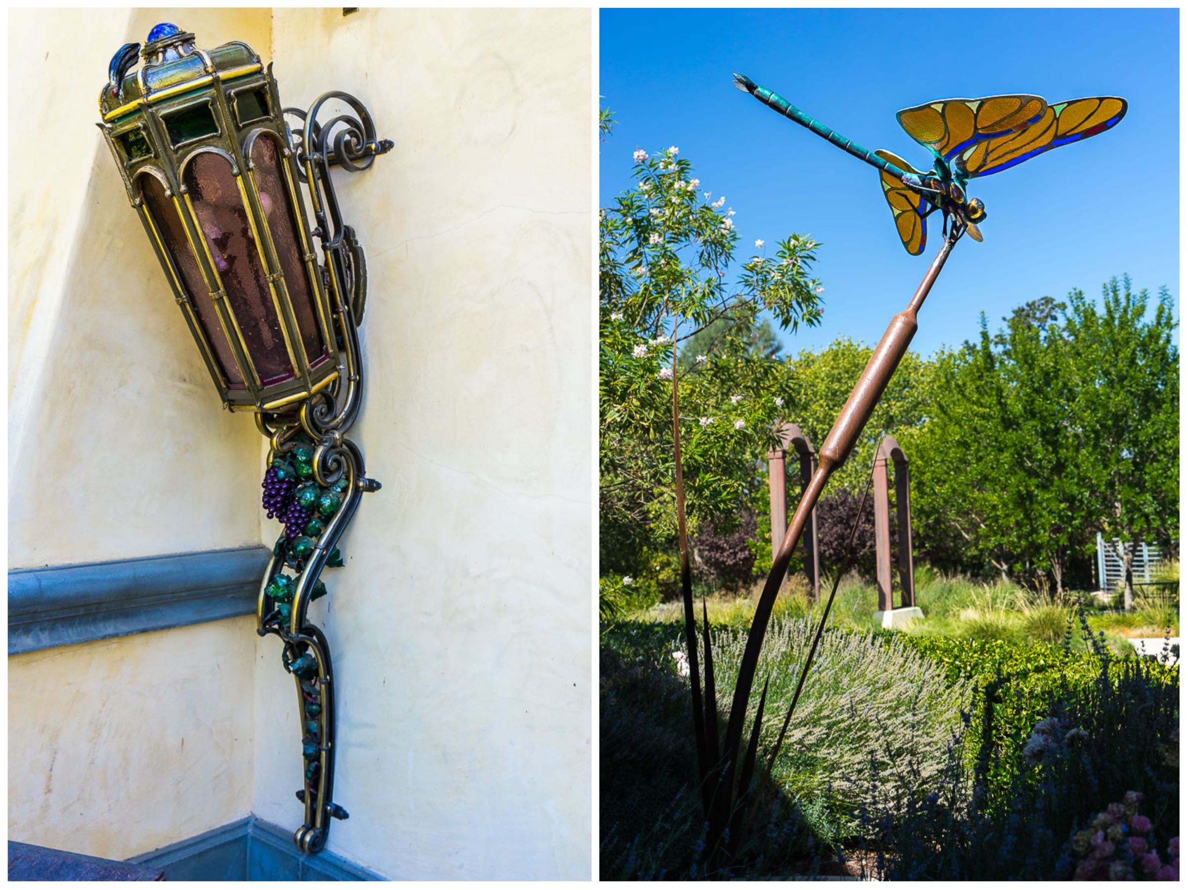 Paso Robles Sculpterra Sculptures