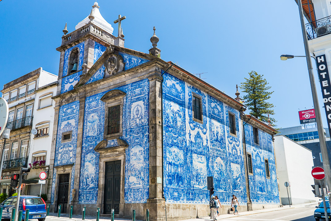 Porto Capela das Almas Church