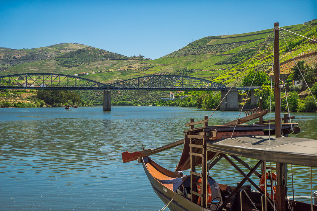Douro Valley Riverboat