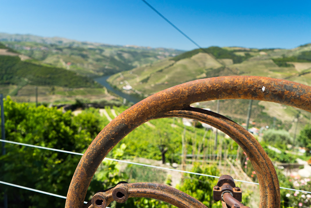 Douro Valley Crank View