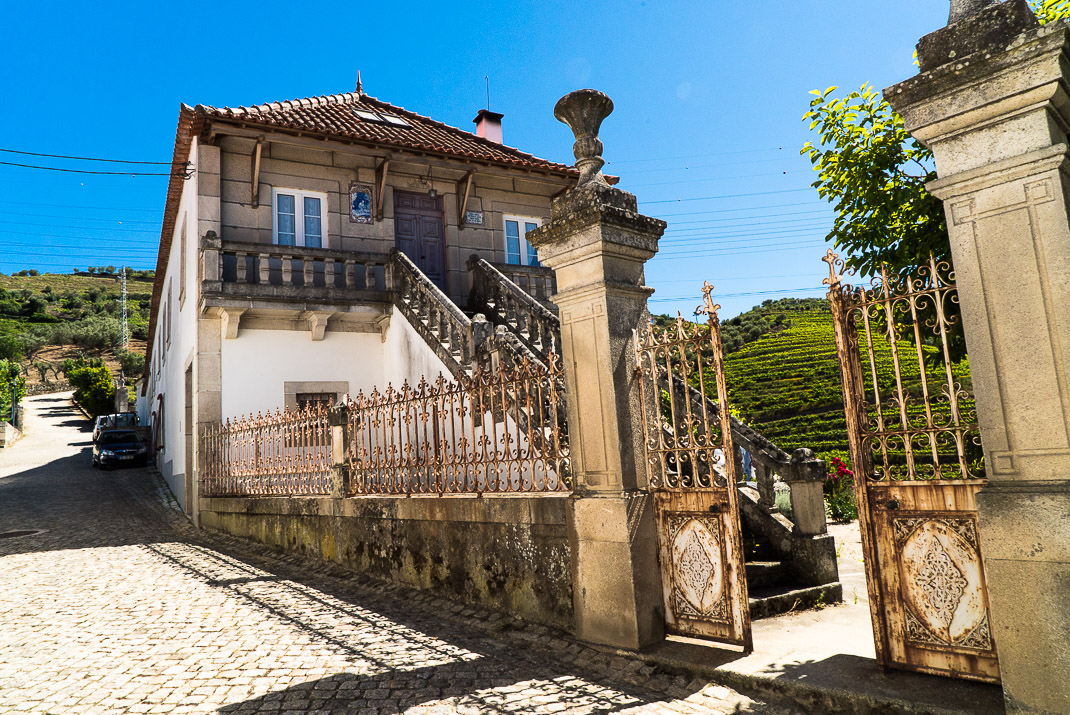 Douro Valley Mountain Home