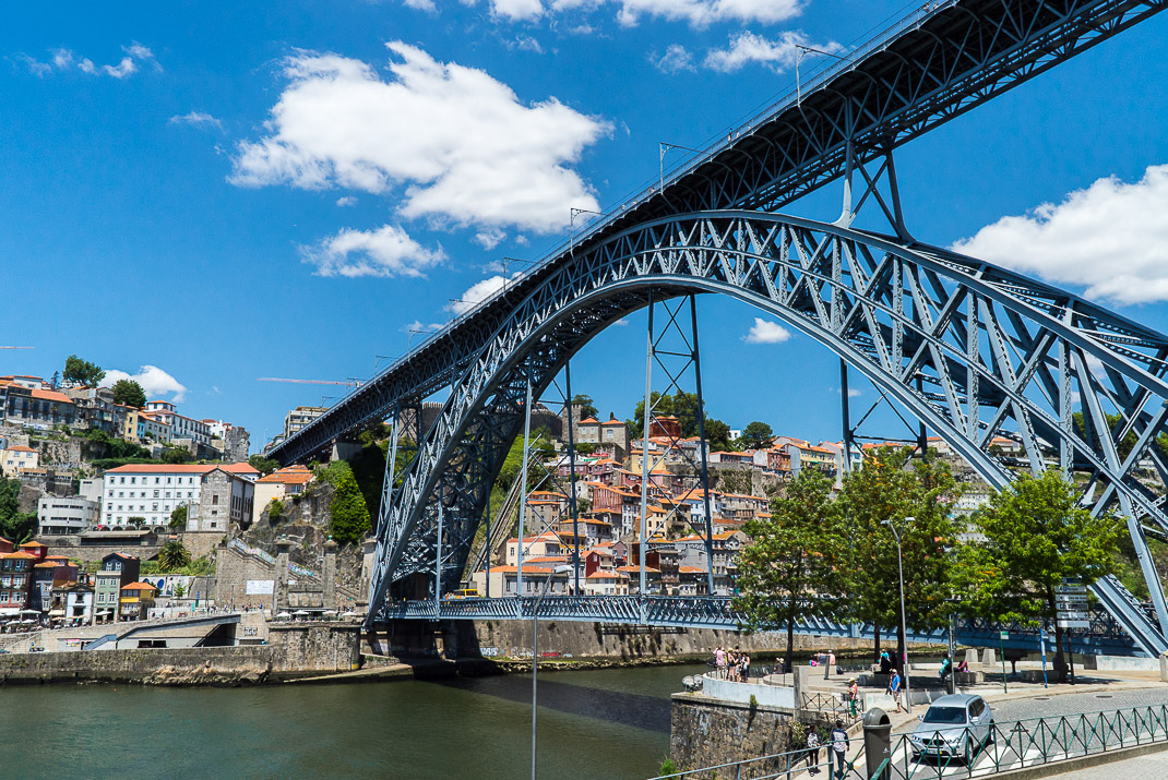 Porto Dom Luís Bridge