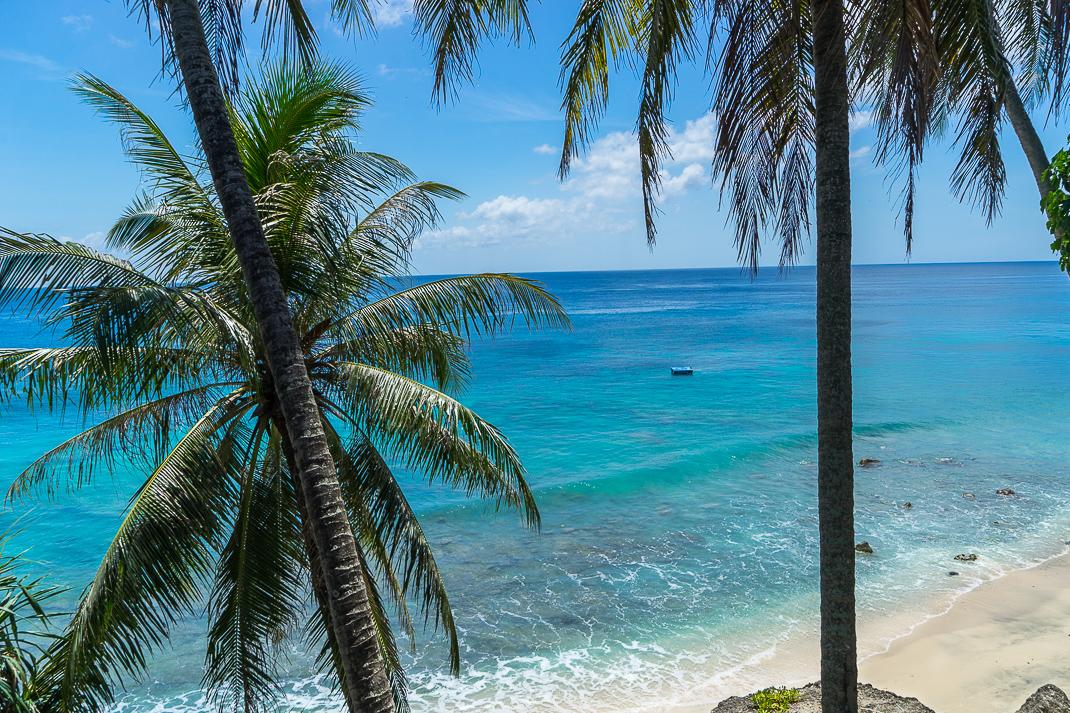 Sabang Beach Porch View