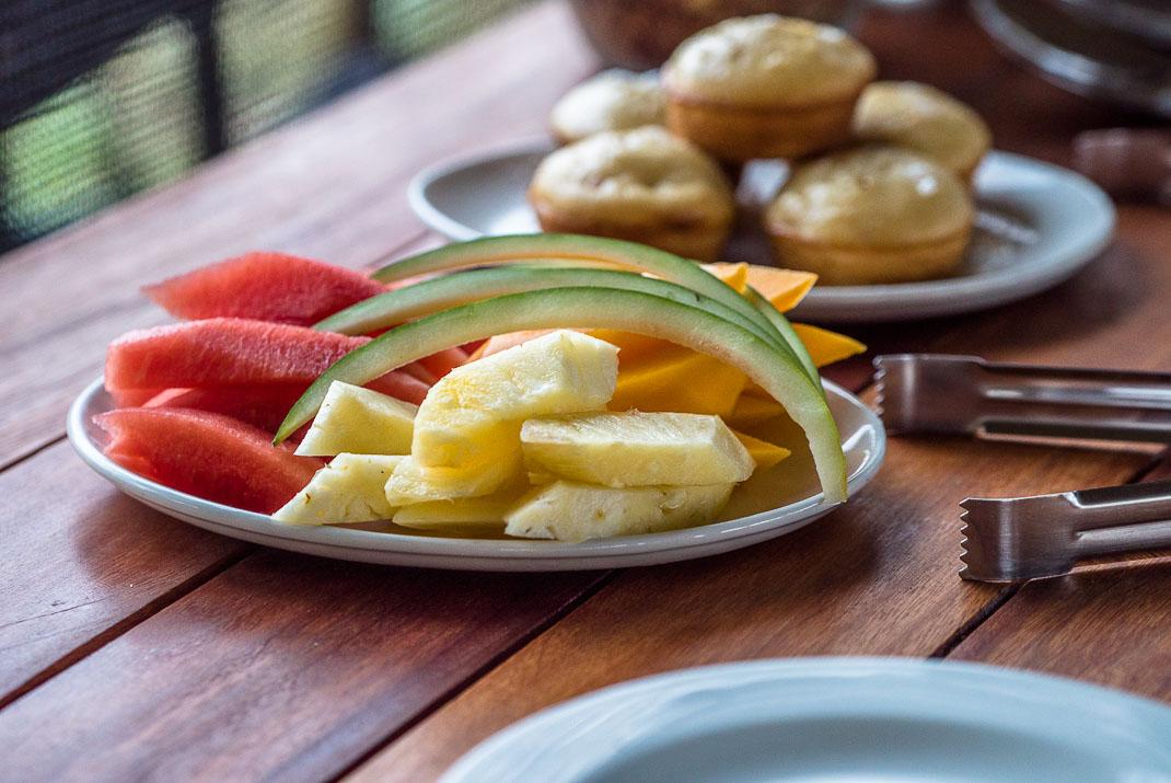 Serengeti Namiri Breakfast Items