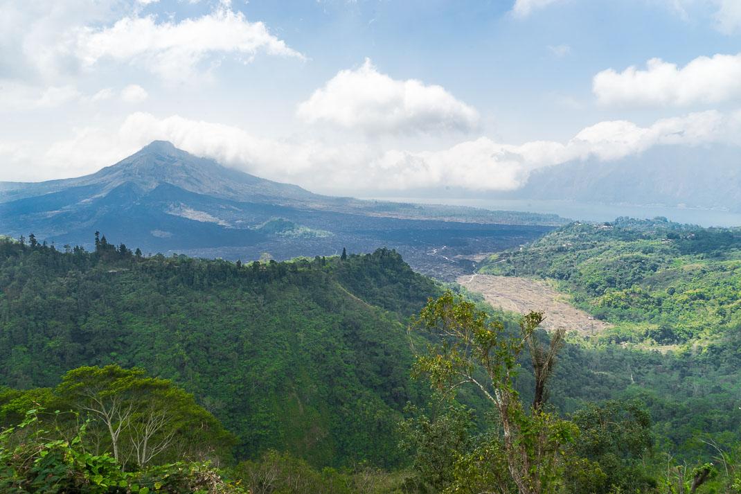 Bali Mount Batur View
