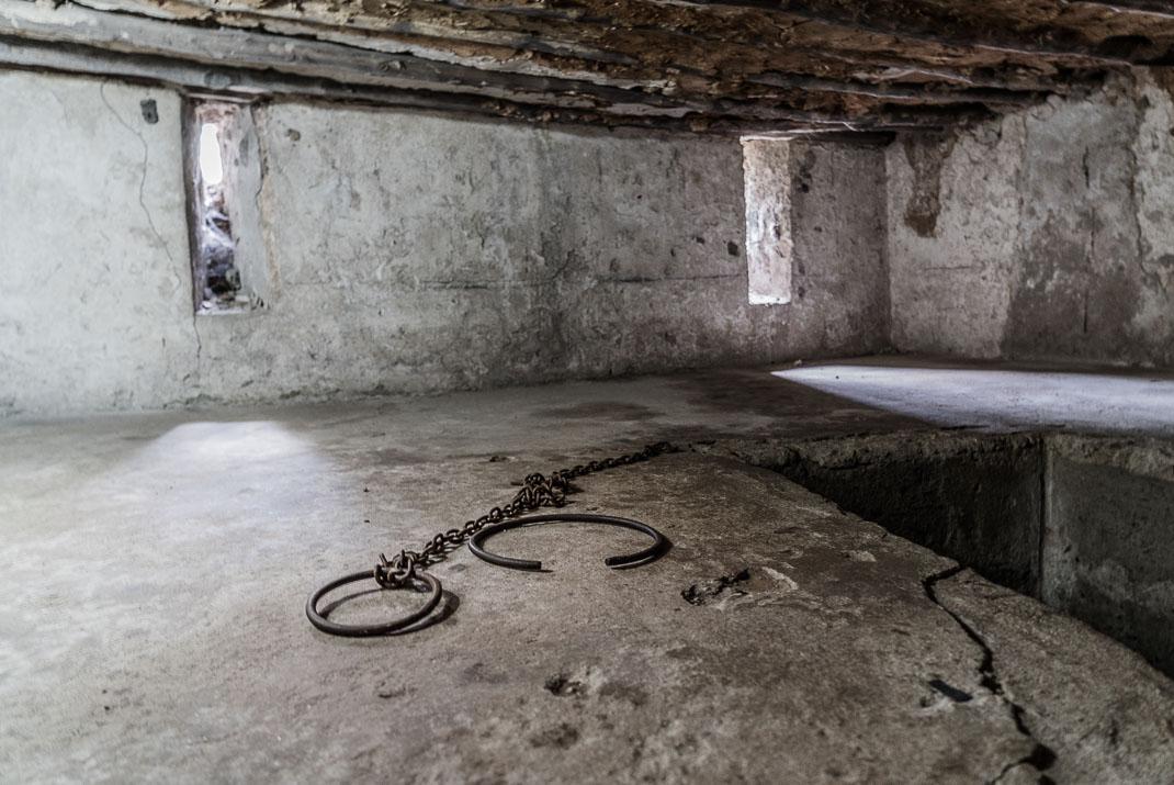 Stone Town slave quarters