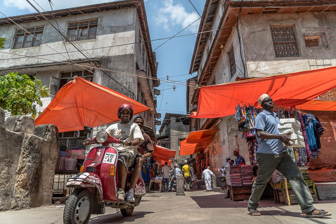 Stonetown-Streets-Markets-Motorbike