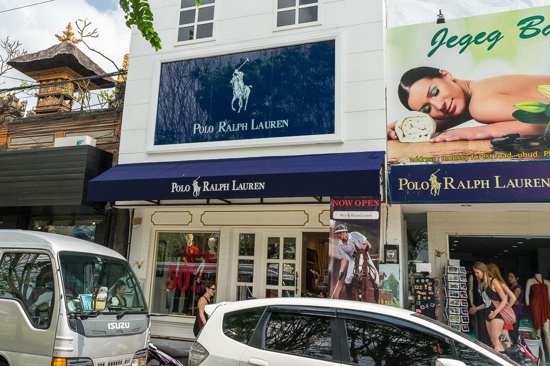 Ubud Ralph Lauren Store