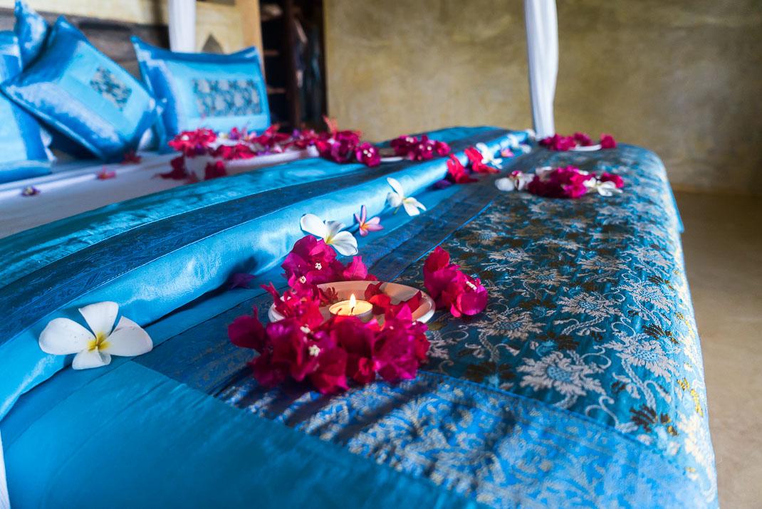 Zanzibar Matemwe bed spread
