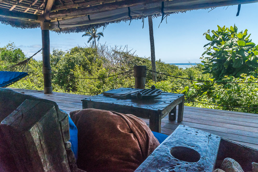 Zanzibar Matemwe Retreat Dining View