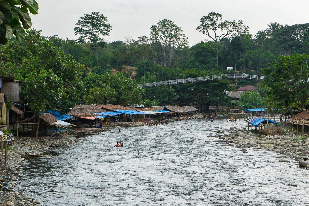 Bukit Lawang River Village