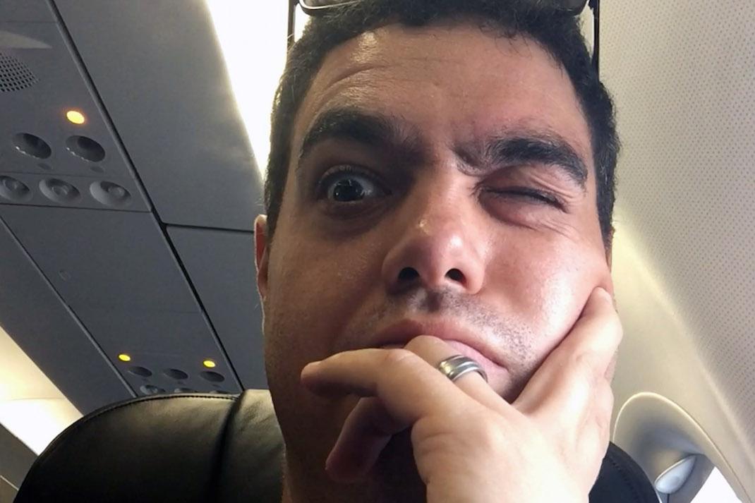Indonesian Flights Julian Frustrated