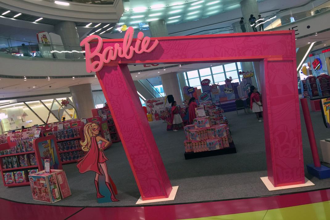 Hidden Jakarta Barbie World