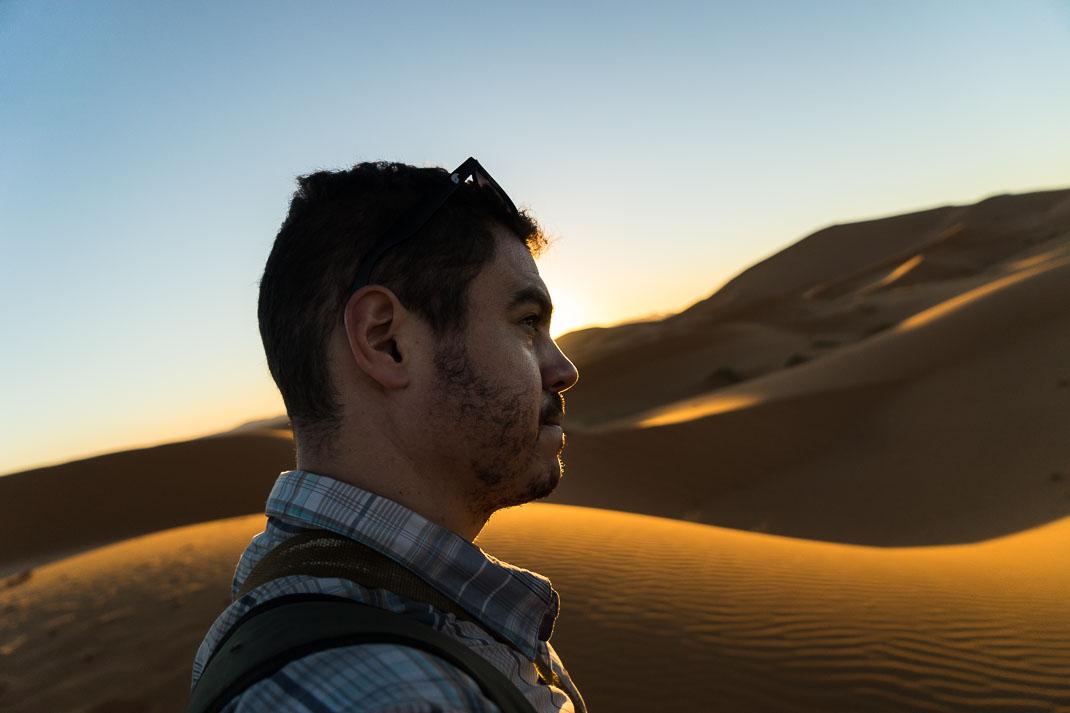 Sahara Julian Desert Sunset