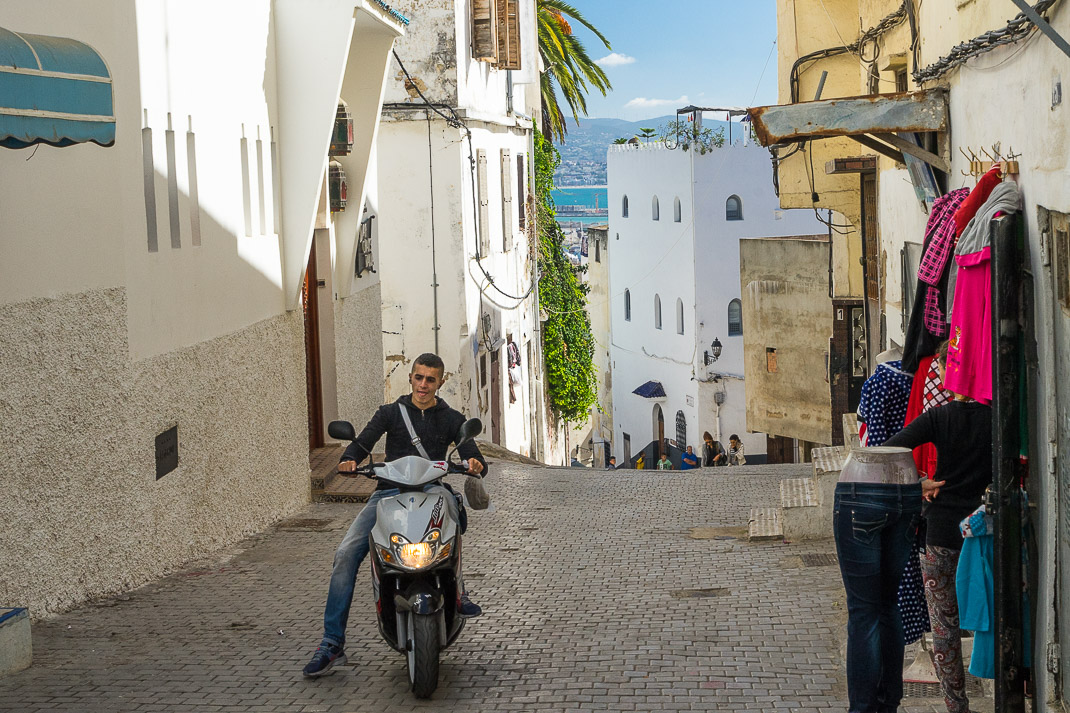 Tangier Street Ocean View