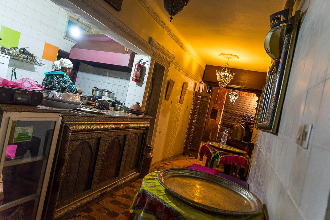 Marrakech Food Couscous Restaurant