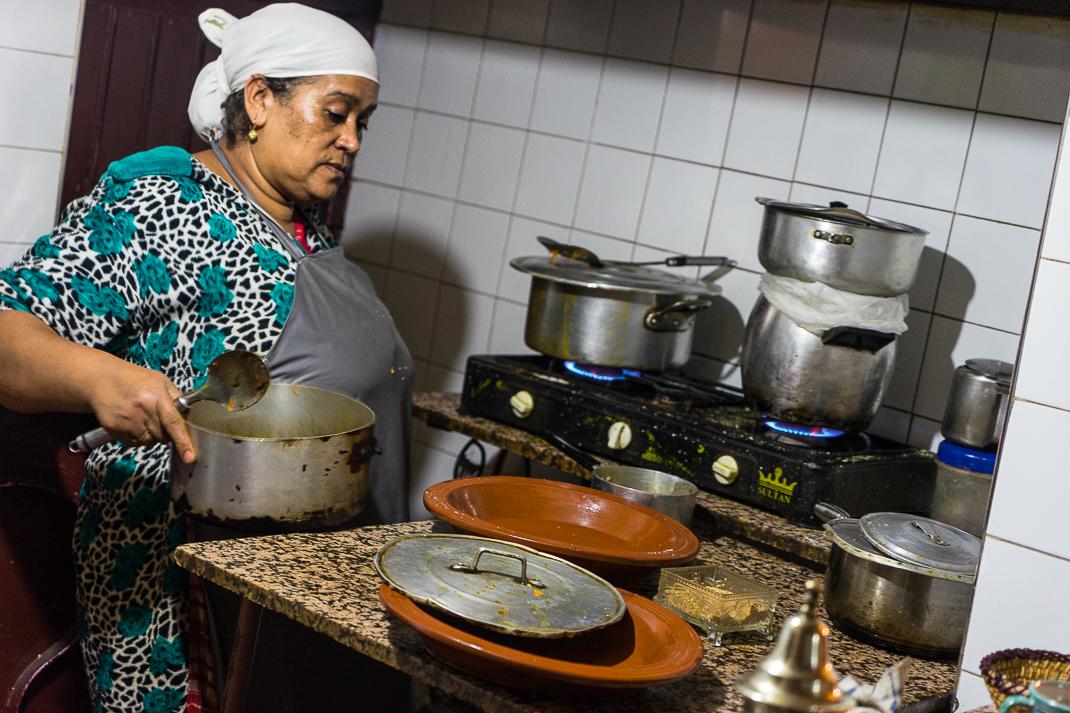 Marrakech Food Couscous Owner