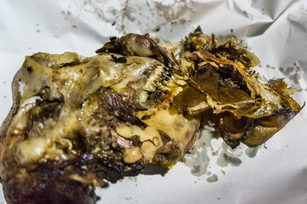 Marrakech Food Roasted Head