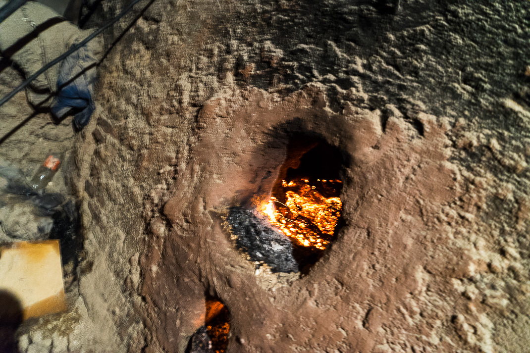 Marrakech Food Furnace Closeup