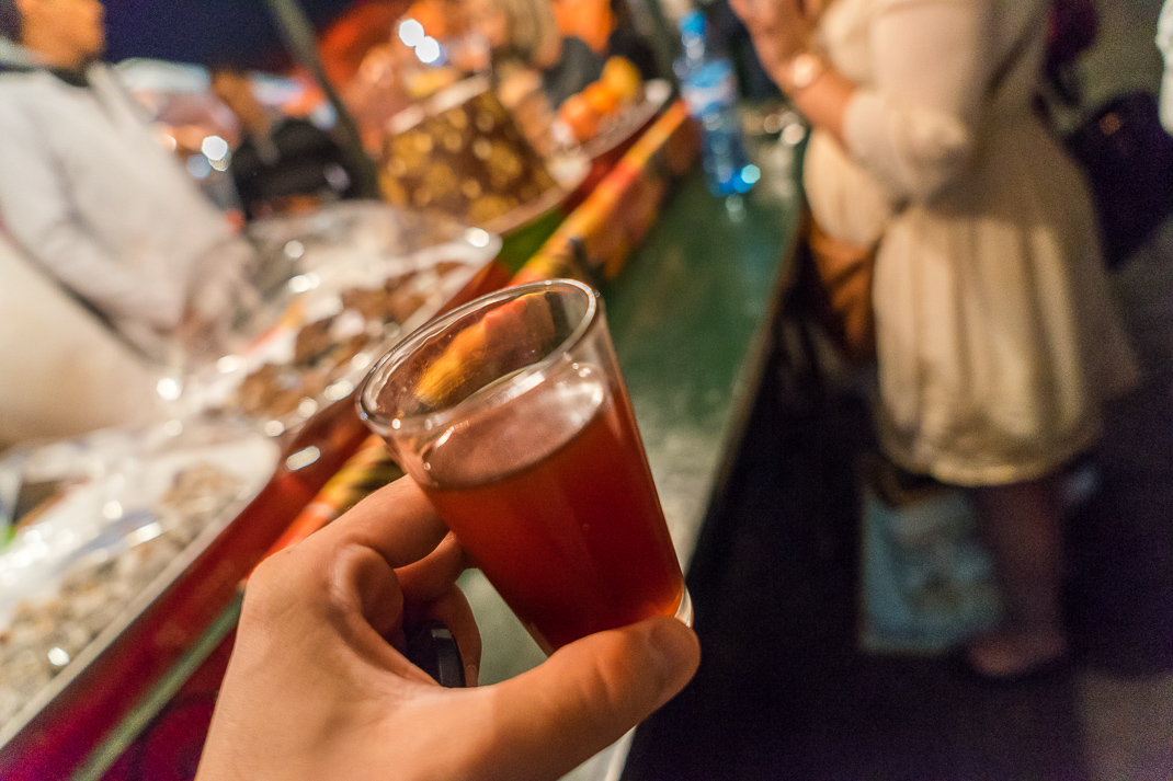 Marrakech Food Spice Drink
