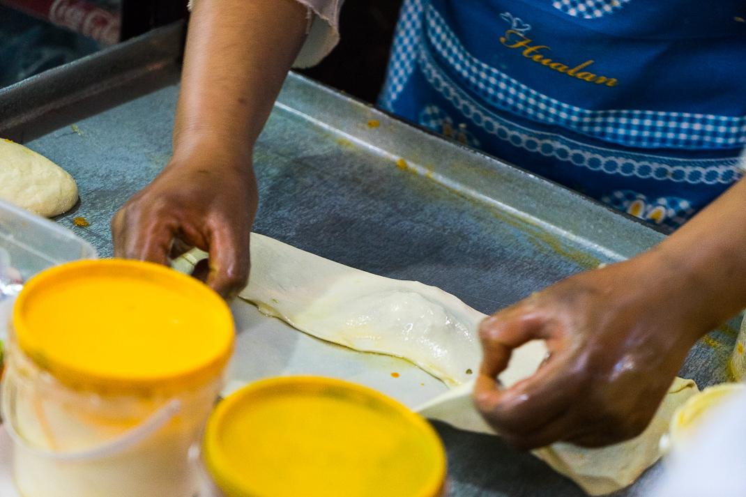 Marrakech Food Fry Bread